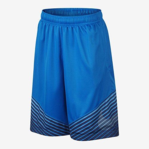 Nike Little Boys' Elite Shorts Shorts Size 6 Photo Blue