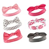 Yoga Sprout 6-Pack Headbands, Pink & Gray - Best Reviews Guide