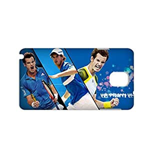 Generic Plastic Phone Cases For Teens Printing Andy Murray For Samsung Galaxy Note3 Full Body Choose Design 1-1
