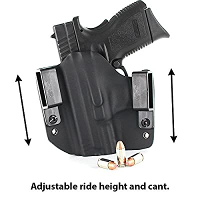 Best OWB Holster for Concealed Carry - The Ultimate Guide 2019