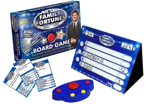 Family Fortunes Board Game - 9