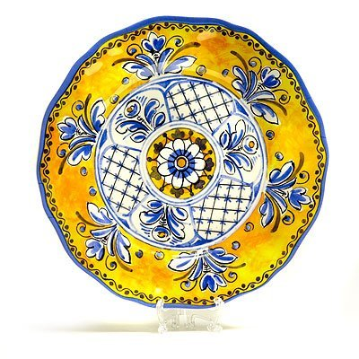 Le Cadeaux Benidorm - Melamine Dinner Plates - Set of 8  sc 1 st  Amazon.com & Amazon.com | Le Cadeaux Benidorm - Melamine Dinner Plates - Set of 8 ...