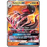 Pokemon TCG Burning Shadows Single: Salazzle-GX 25/147 Ultra Rare