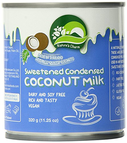 Price comparison product image Sweetened Condensed Coconut Milk,  11.25 Ounce