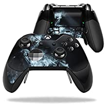 MightySkins Protective Vinyl Skin Decal for Microsoft Xbox One Elite Wireless Controller case wrap cover sticker skins Ghost Of A Soldier