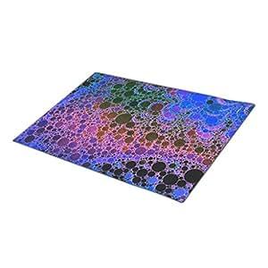 Rio-radio Bright Custom Doormat Abstract Christmas Doormat