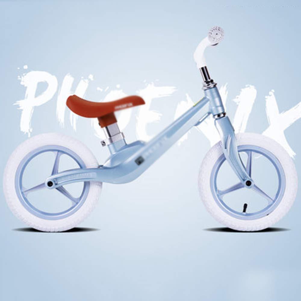 precios al por mayor Rueda Inflable de de de Goma azul.Asiento Ajustable para Bicicleta Liviana Balance para niños pequeños Asiento Ajustable para Edades de 2 años o más Rueda Inflable de Goma  nuevo listado