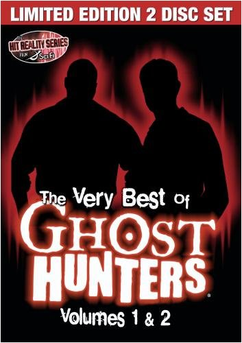 Ghost Hunters: Best of Vol. 1 and Vol. 2 - Scary Savings Pack -