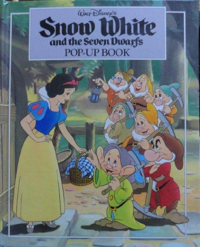 Walt Disney's Snow White and the Seven Dwarfs: Pop Up Book