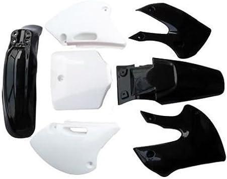 BBR DRZ110 /& ForKawasaki Style Body Set Plastics Fender Kit Dirt Bike//Pit Bike