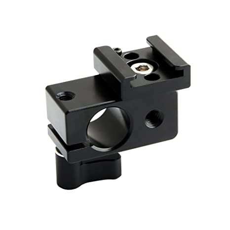 NICEYRIG 19 mm a 15 mm Rod Abrazadera Adaptador