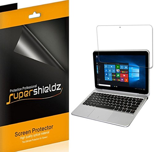 Supershieldz For Nextbook Flexx 11A  Screen Protector, Anti-Bubble High Definition Clear Shield + Lifetime Replacements Warranty- Retail Packaging