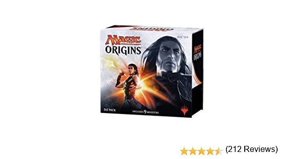 Magic The Gathering Origins Fat Pack by: Amazon.es: Juguetes y juegos
