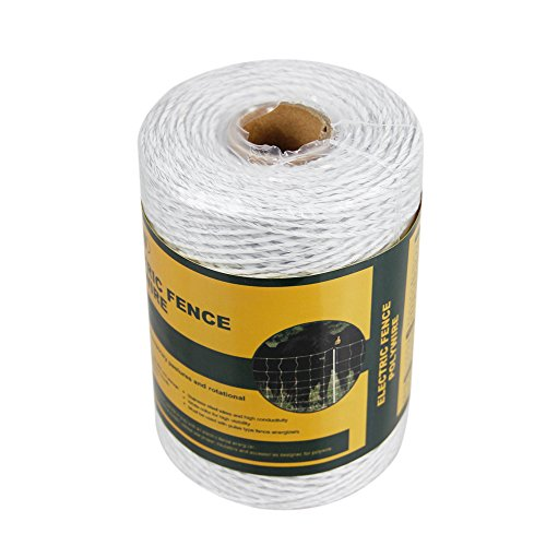 farmily-portable-electric-fence-polywire-1312-feet-400-meter-6-conductors-white-color