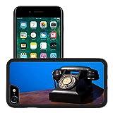MSD Premium Apple iPhone 7 Aluminum Backplate Bumper Snap Case iPhone7 Vintage General Post Office Director Telephone Handset Micro Telephone circa IMAGE 23806330
