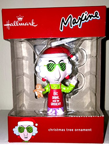 Hallmark Maxine Christmas Tree Ornament