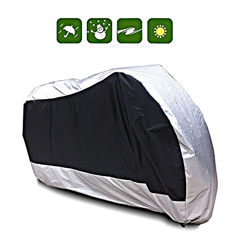 Extra Large Motorcycle Cover - 2