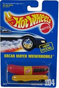 Oscar mayer weiner mobile banana for scale also List of 1993 Hot Wheels additionally Auto Biografia also Top 10 Anime 2018 Best Anime Series Of All Time as well 262255641621. on oscar mayer wienermobile toy