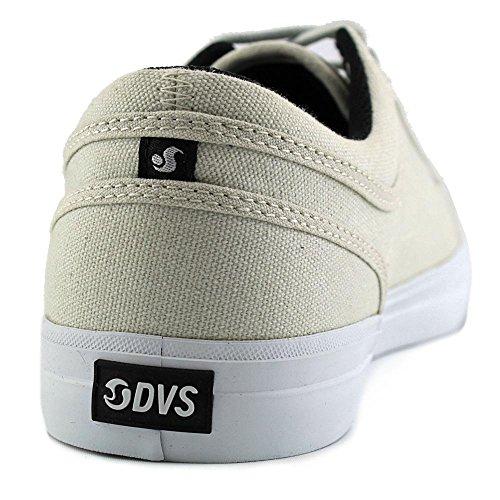 Dvs Aversa Mens Bianco Scarpe Stringate Con Lacci Bianche / Nere