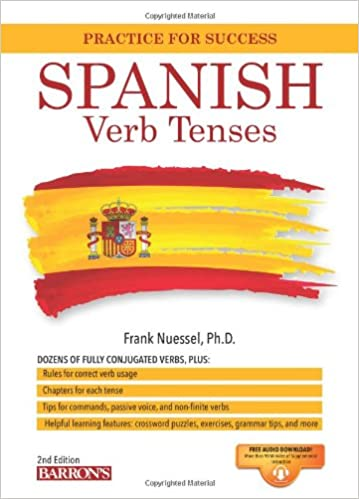 spanish verbs mp3