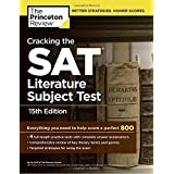 Cracking the SAT Literature Subject Test, 15th Edition (College Test Preparation)