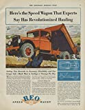 Saturday Evening Post 1/18/1930. Original magazine page. NOTE: You are buying a magazine page, a piece of paper. Source publication & date of issue stated when known; occasional closed edge tears not affecting printed area may be present. Sheet s...