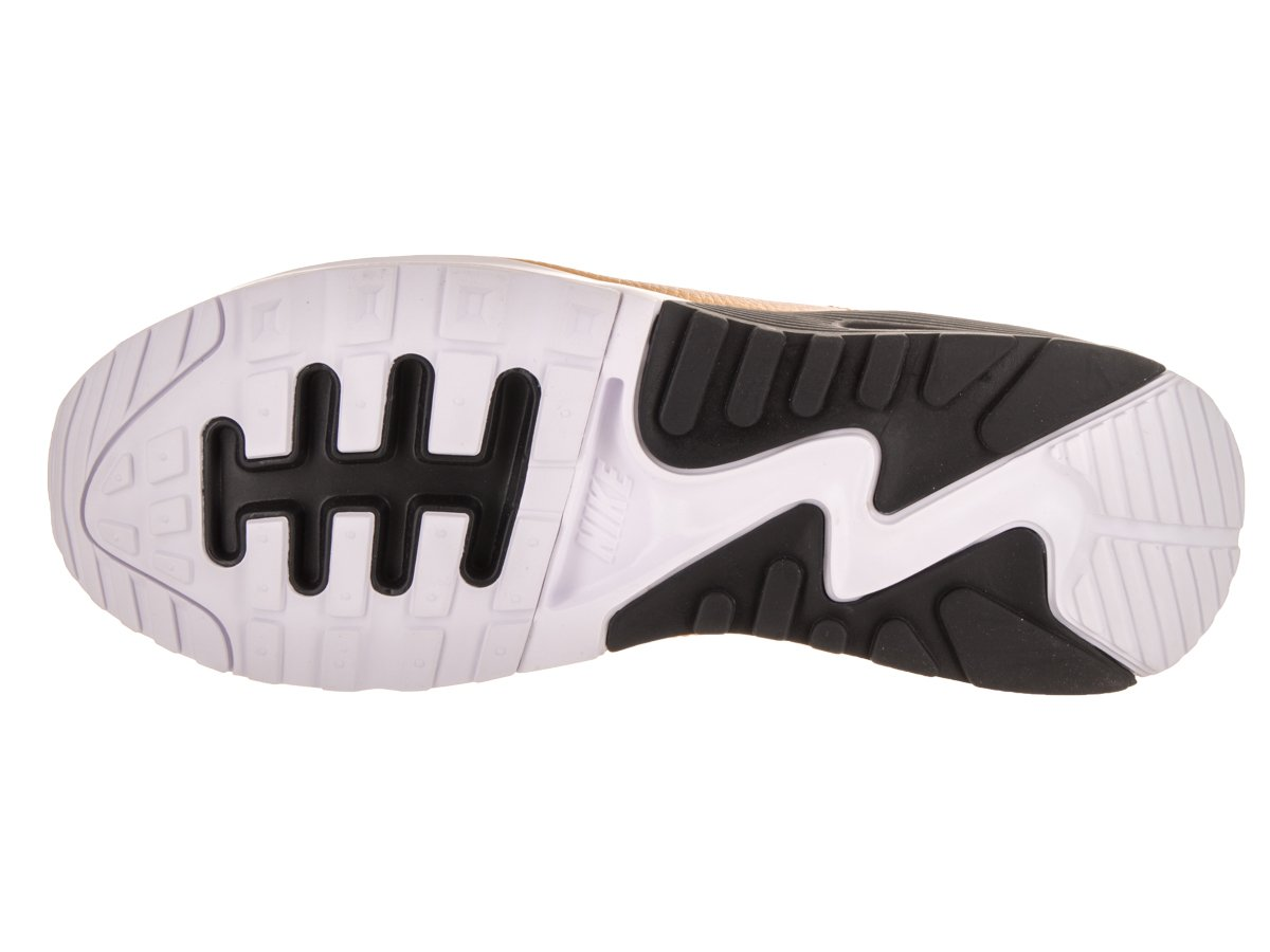 NIKE Women's Air Max 90 Ultra 2.0 Running Shoe B01MZCH3YH 10 B(M) US|Gold Dart / Black - White