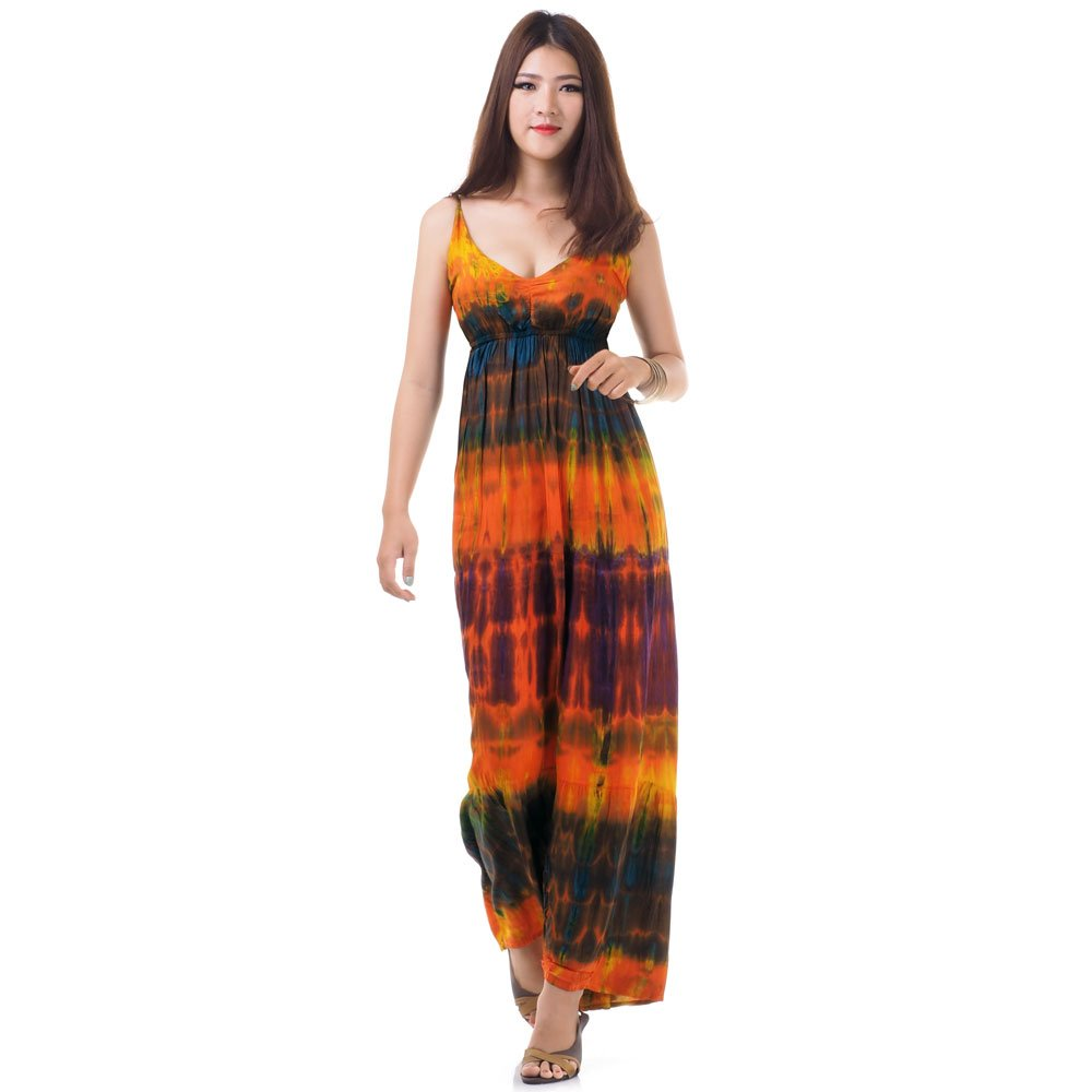 Princess of Asia Hippie Batik Kleid Strandkleid Sommerkleid S M 36 38 40