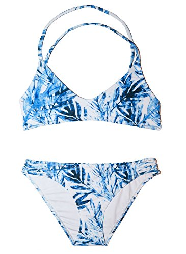 Chance Loves Tropical Sapphire Bikini for Tween and Teen Girls by Chance Loves