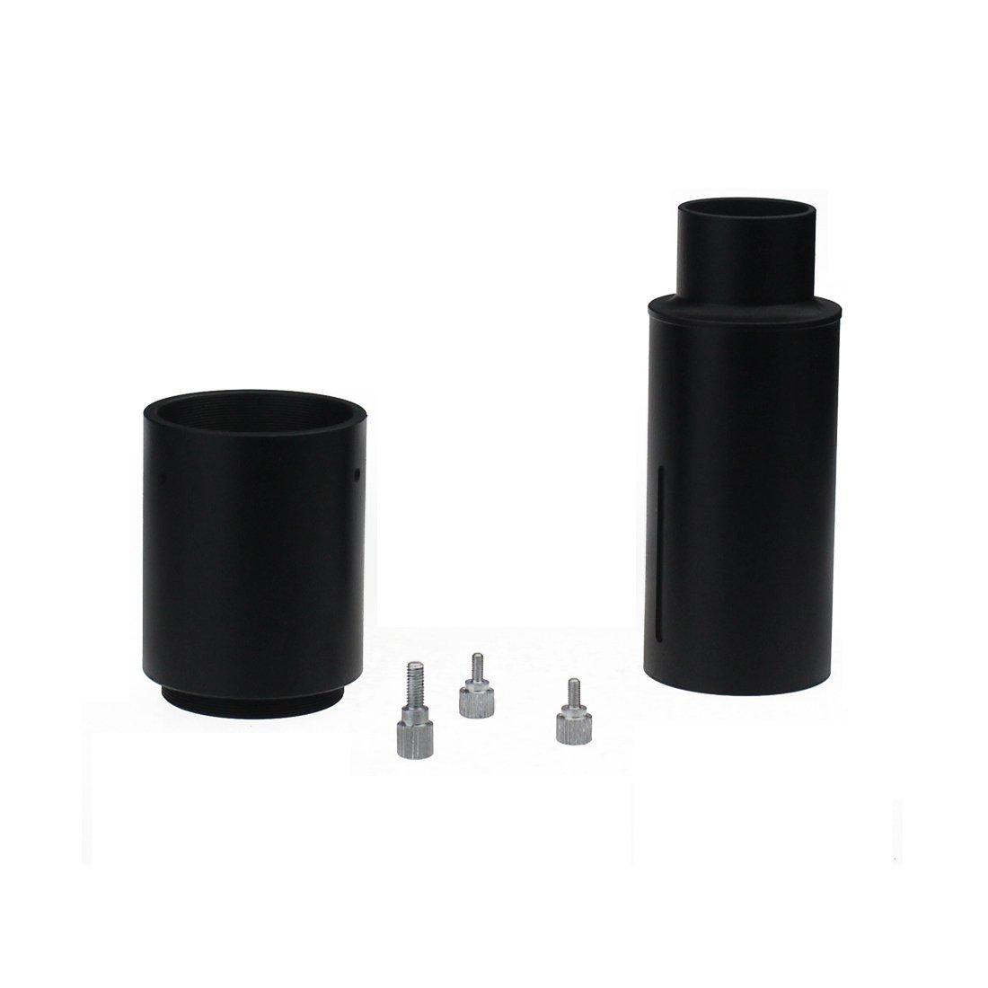 /Standard T2/Prime Enfoque y variable ocular de fotograf/ía adaptador solomark 1,25 Variable Telescopio//adaptador de c/ámara/