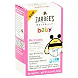 Zarbee's Baby Naturals Probiotic, 20 Little Packets