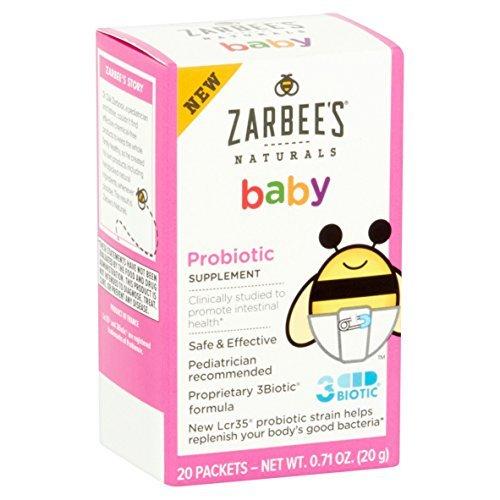 Zarbee's Baby Naturals Probiotic, 20 Little Packets