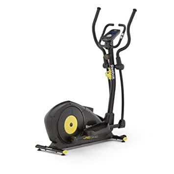 Reebok Bicicleta Elíptica Gx40 One Series Cross Trainer Negro