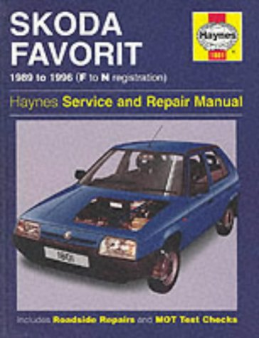 skoda favorit service and repair manual haynes service and repair rh amazon co uk skoda favorit 1994 manual skoda favorit 1994 manual