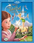 Cover Image for 'Tinker Bell and the Great Fairy Rescue (Two-Disc Blu-ray/ DVD Combo)'