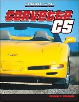 c5 car color corvette history sports
