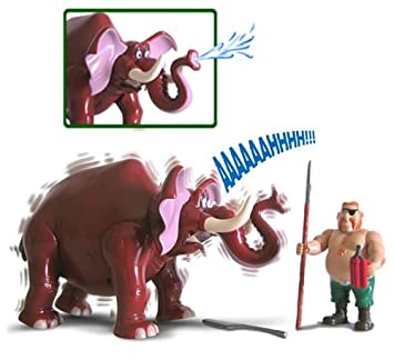 700003041 De Famosa Elefante Tarzán Alemania Tantorimportado dBoeCx