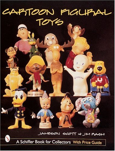 Cartoon Figural Toys (Schiffer Book for Collectors) -