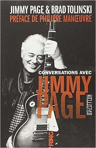 Lire Conversations avec Jimmy Page - Led-Zeppelin pdf