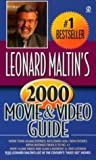 Leonard Maltin's Movie and Video Guide 2000, Leonard Maltin, 0451198379