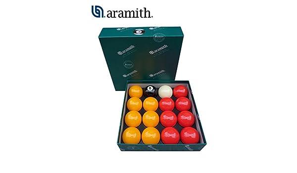 Aramith The Belgian Billiard Balls Premier Casino Bilie Billar ...