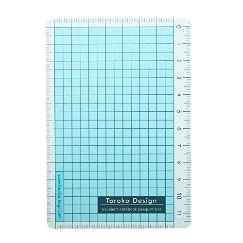 Pencil Board Shitajiki for Traveler's Notebook PASSPORT Size (3.5in x 4.88in)
