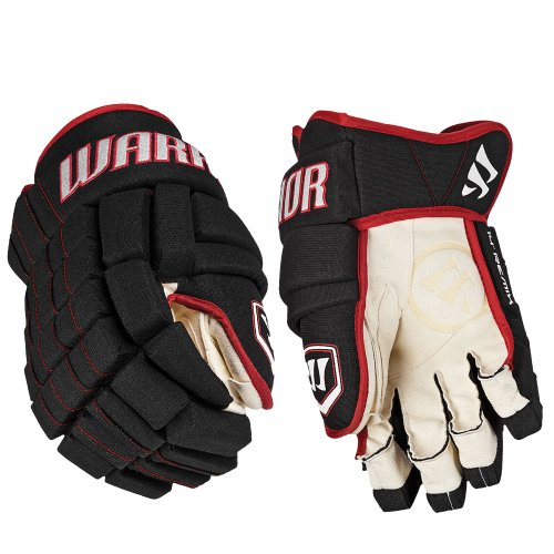 Warrior Junior Remix 2012 Hockey Glove, Black, ()