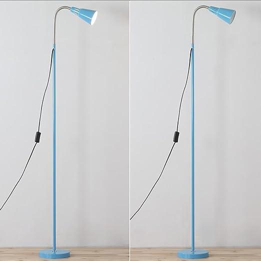 Lámparas de pie Protección de los Ojos LED Simple Creativo ...
