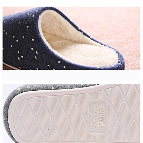 Children's Slippers Home Wooden Floor Slippers Winter Home Cotton Slippers 4 Colors Available Size Optional D mNzYVTYBm