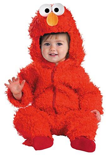 Elmo Plush Baby Infant Costume - Baby