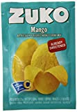 Zuko Instant Drink-Mango, 0.9-Ounce (Pack of 96)