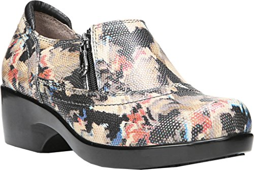 Naturalizer Women's 'Florence' Clog Iridescent Marble Leather