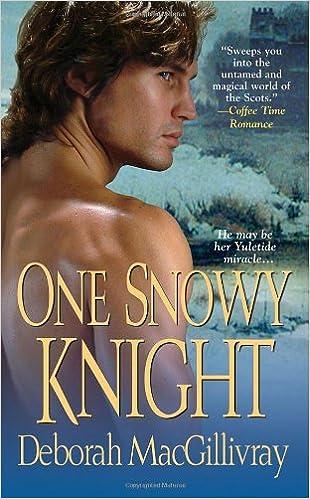 Téléchargement gratuit du livre électronique One Snowy Knight (Dragons of Challon, Book 3) 1420104500 by Deborah MacGillivray en français RTF