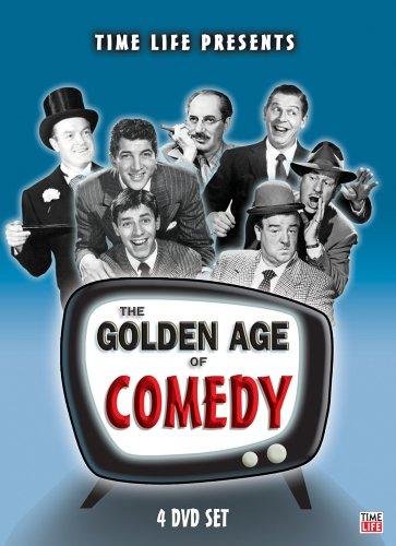 The Golden Age of Comedy by Time Life Records